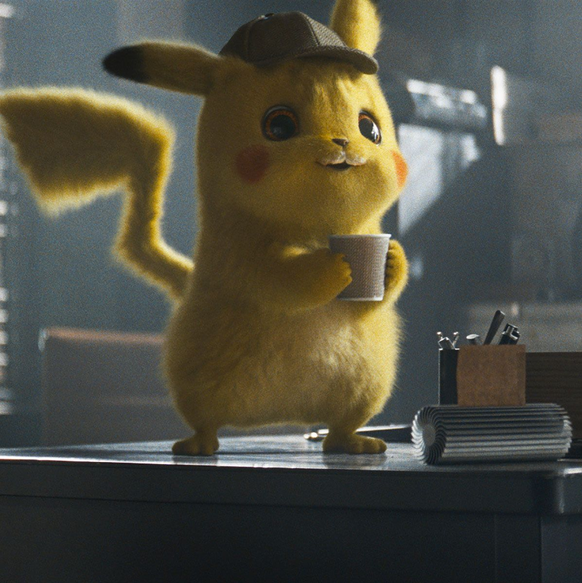 Detective Pikachu S Untold 7 Year Journey To The Screen
