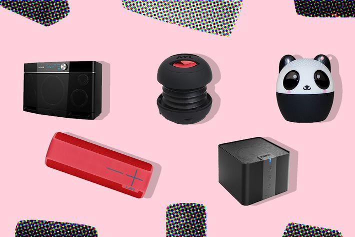 9 Best Portable, Bluetooth & Wireless Speakers 2017