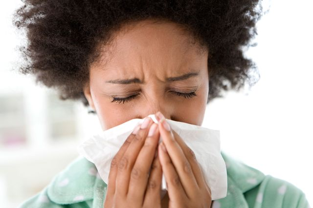 Antibiotics in Cold and Flu Season