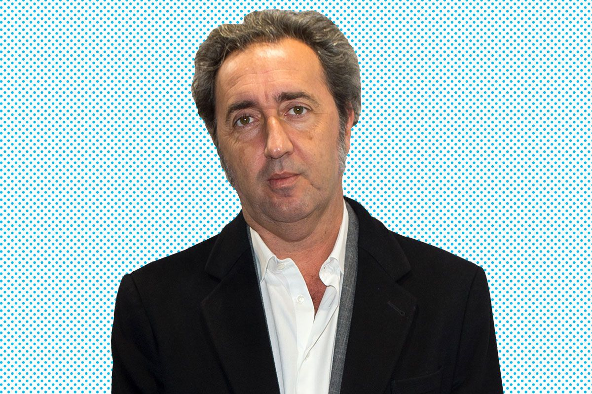 Paolo Sorrentino actor