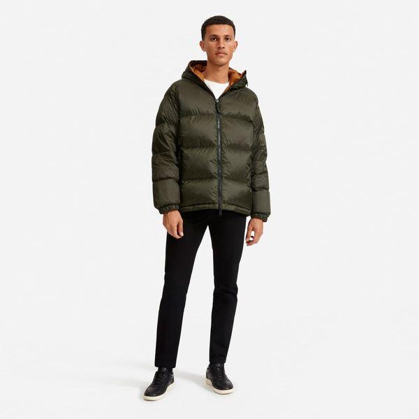 re: down everlane green mens puffer jacket - stategist cyber monday