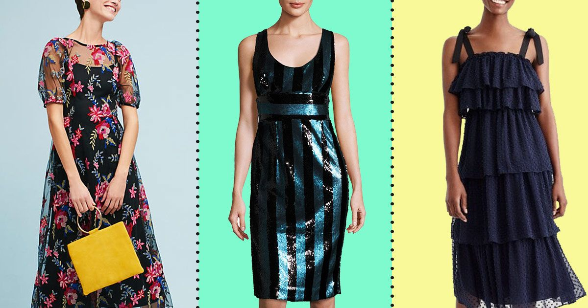 29 (on Sale) New Year's Eve Dresses at Every Price Point