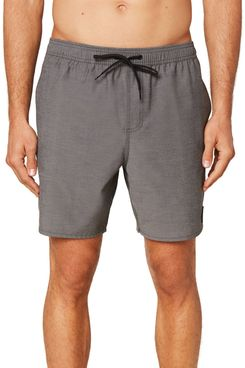 O'Neill Retrofreak Solid Volley Swim Trunks