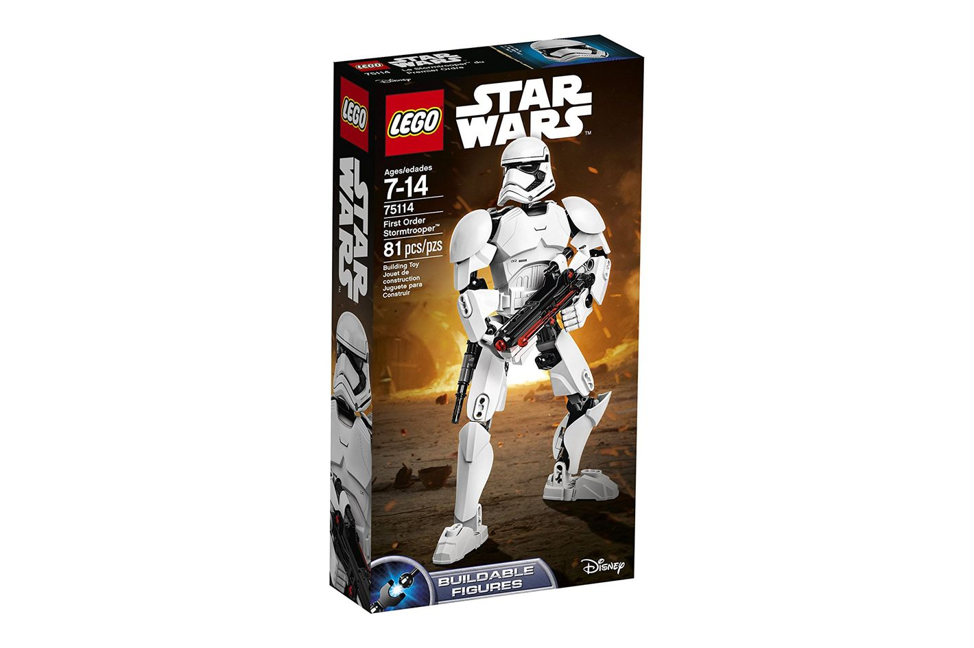 Lego Star Wars First Order Stormtrooper