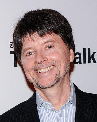 NEW YORK, NY - APRIL 17: Director Ken Burns attends TimesTalks Presents: