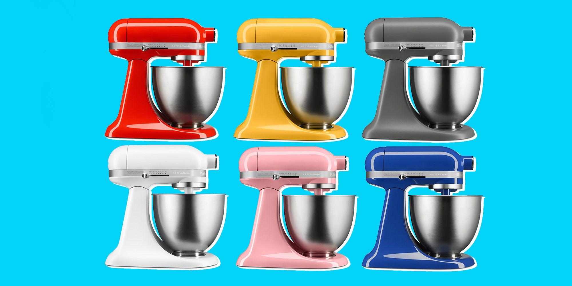 KitchenAid s Artisan Mini Is the Best Mixer for Millennials