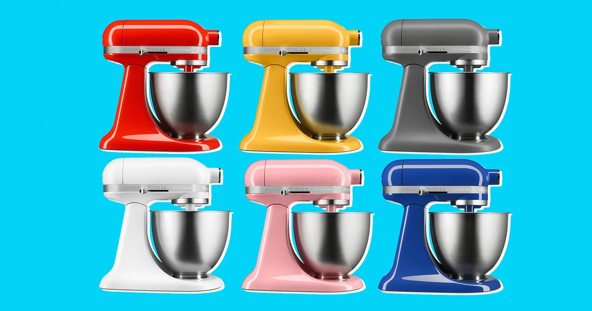 Kitchenaid S Artisan Mini Is The Best Mixer For