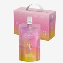 Everydaze Essential C's Collagen + Vitamin C Konjac Jelly, Peach (10-Pack)