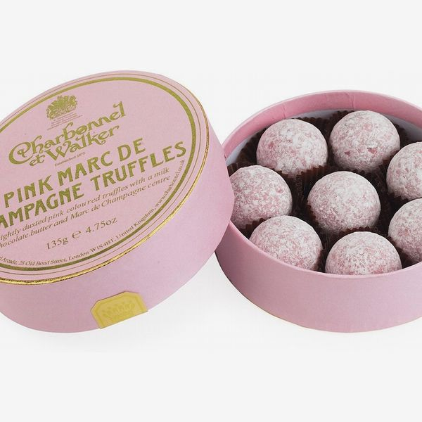 Charbonnel et Walker Pink-Champagne Truffles