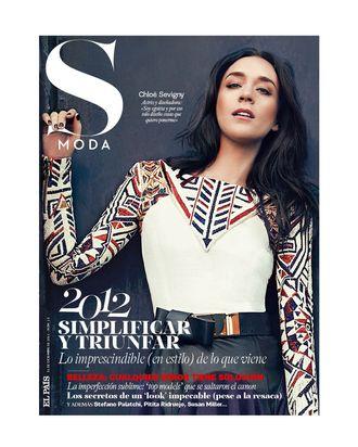 Chloe Sevigny for S Moda.
