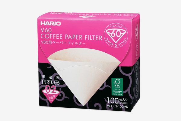 Hario Filter Paper for 02 V60 Dripper