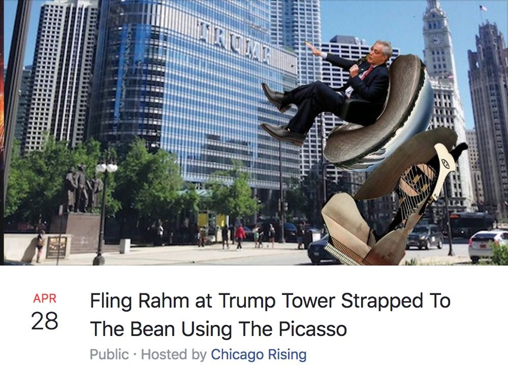 chicago s bean is the site of a months long meme war