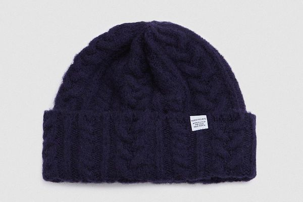 Norse Projects Norse Cable Beanie