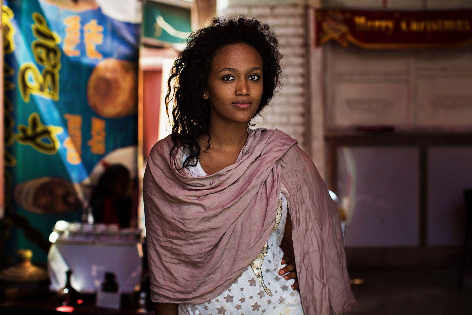 Samira. Addis Ababa, Ethiopia.