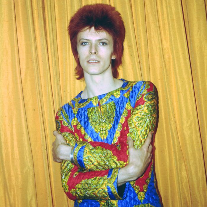 Bowie As