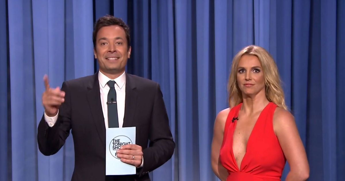 jimmy fallon pros and cons of dating britney spears 8 smokin' celebs that secretly use tinder an appearance on the tonight show with jimmy fallon even added a pros and cons list of dating britney spears.