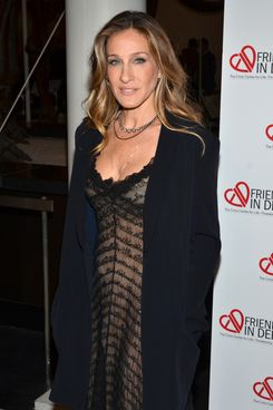 Sarah Jessica Parker== Friends in Deed 20th Anniversary Gala== American Museum of Natural History, NYC== October 3, 2011== ?Patrick McMullan== Photo - Andrew Toth/PatrickMcMullan.com== ==