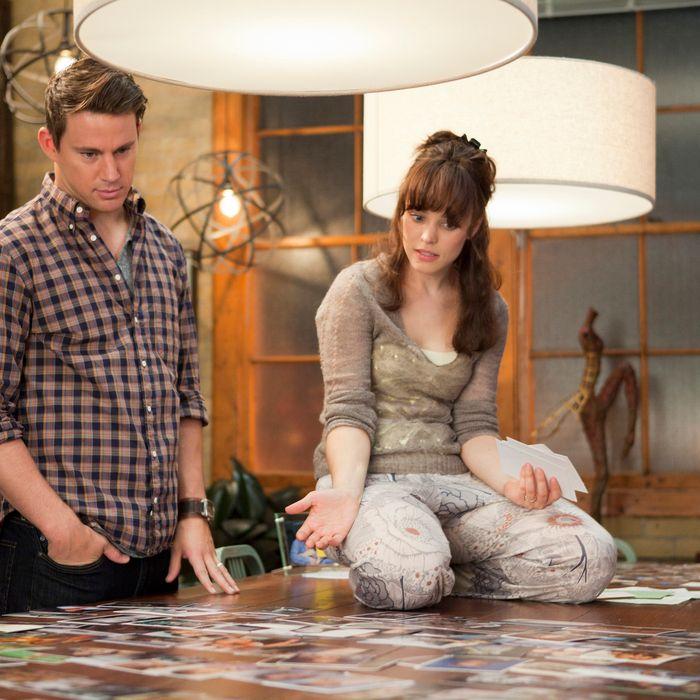 Channing Tatum and Rachel McAdams star in Screen Gems' THE VOW.