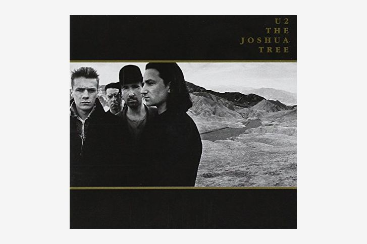 U2 — The Joshua Tree
