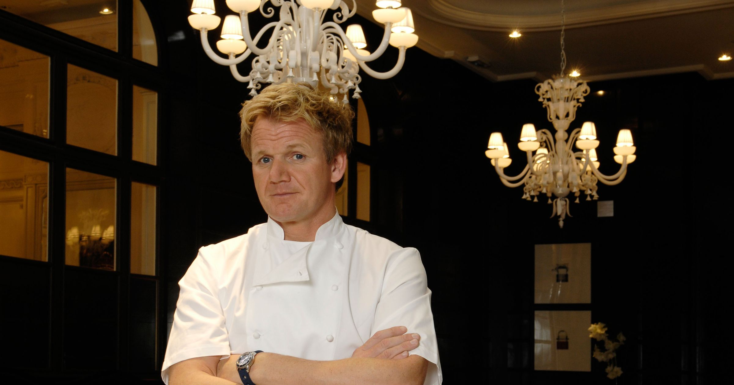 Gordon ramsay announces end of kitchen nightmares grub for Kitchen nightmares updates