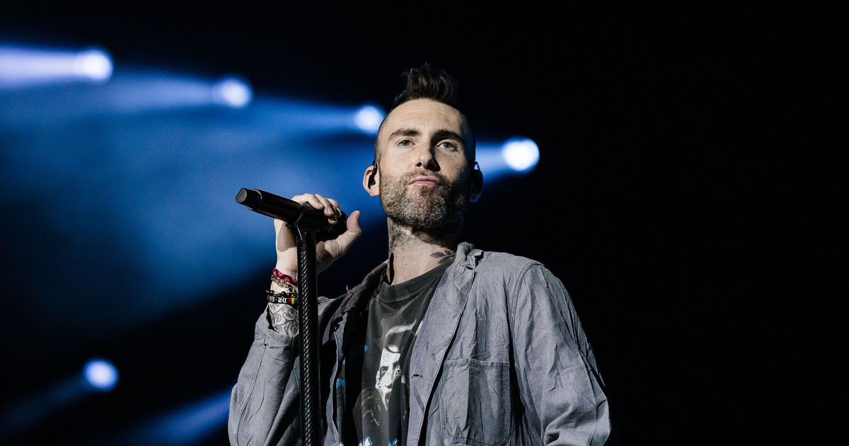 Adam Levine, Lead Singer of a Band, Feels Like 'There Aren't Any Bands Anymore' - Vulture