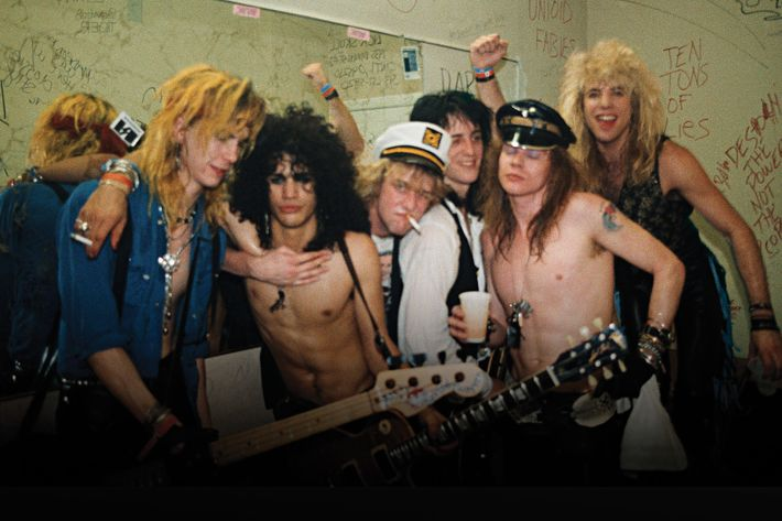 Guns n' Roses At Fenders Ballroom