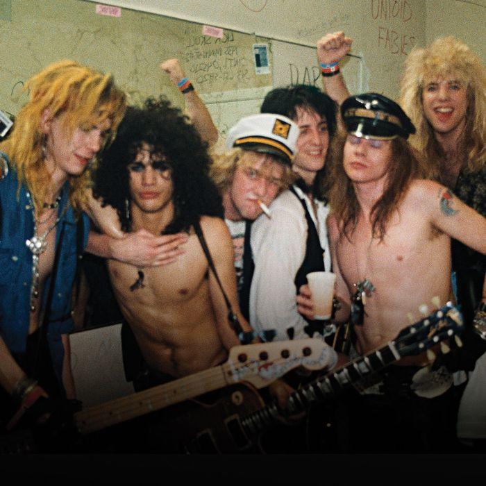 Guns n' Roses At Fenders Ballroom