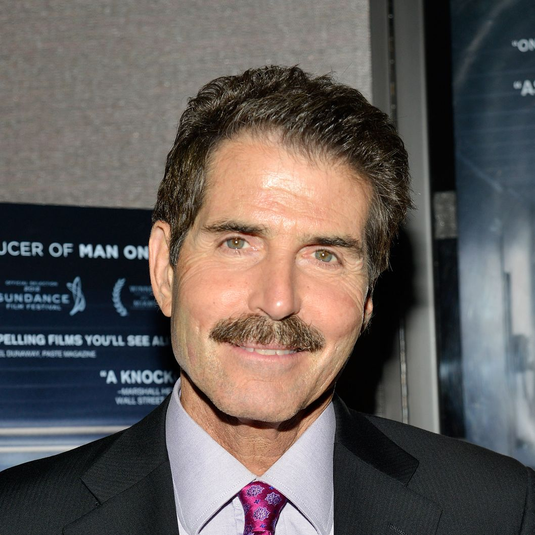 "John Stossel attends ""The Imposter"" New York Premiere on July 12, 2012 in New York, United States."