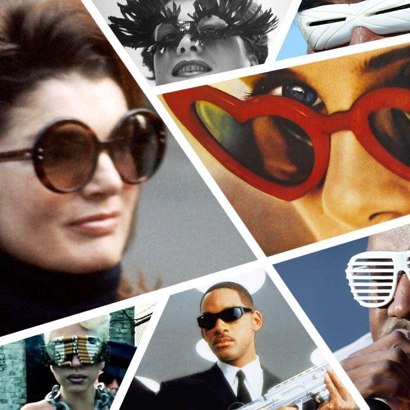 Rainbow Fashion Festival Wedding Sunglasses Retro 80S Mens Womens New