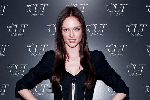 NEW YORK, NY - SEPTEMBER 05:  Model Coco Rocha is seen at New York Magazine's The Cut: Launch Event at NoMad Hotel Rooftop on September 5, 2012 in New York City.  (Photo by Brian Ach/Getty Images for New York Magazine)