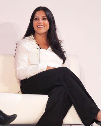 Reshma Saujani.