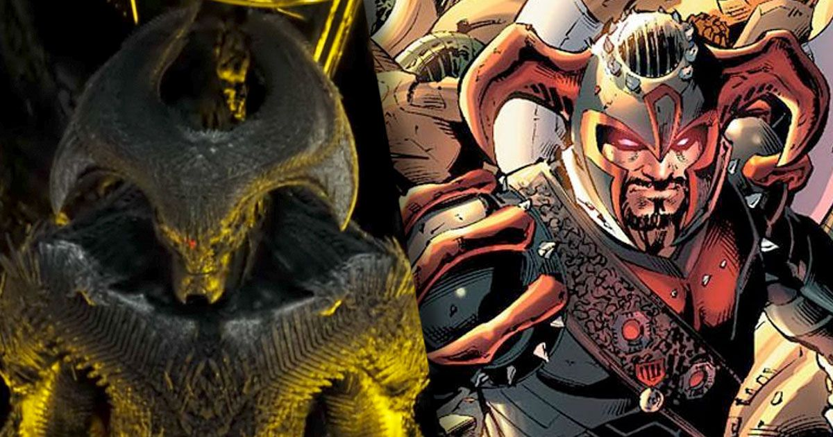 Who Is Steppenwolf, Justice League's Bad Guy? Steppenwolf