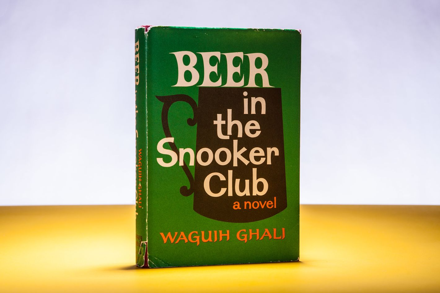 'Beer in the Snooker Club,' Waguih Ghali
