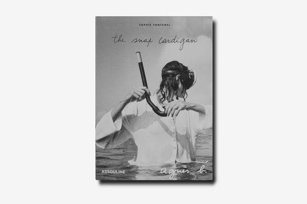 Agnès B.: The Snap Cardigan