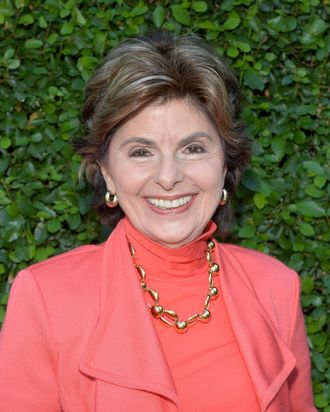 Gloria Allred arrives at the Rape Treatment Center Brunch honoring Norman Lear hosted by Viola Davis at a Private Residence on October 14, 2012 in Beverly Hills, California.