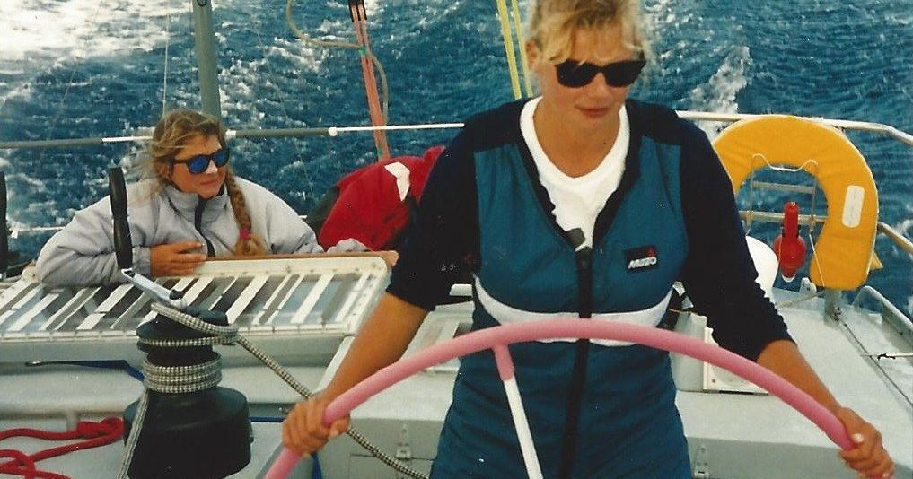 The Story of the First All-Women Crew to Conquer the Ocean