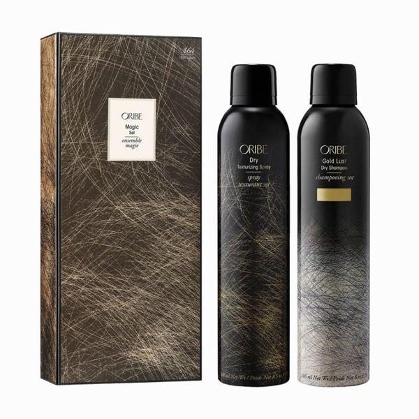 Oribe Magic Duo Dry Shampoo & Dry Texturizing Spray Set