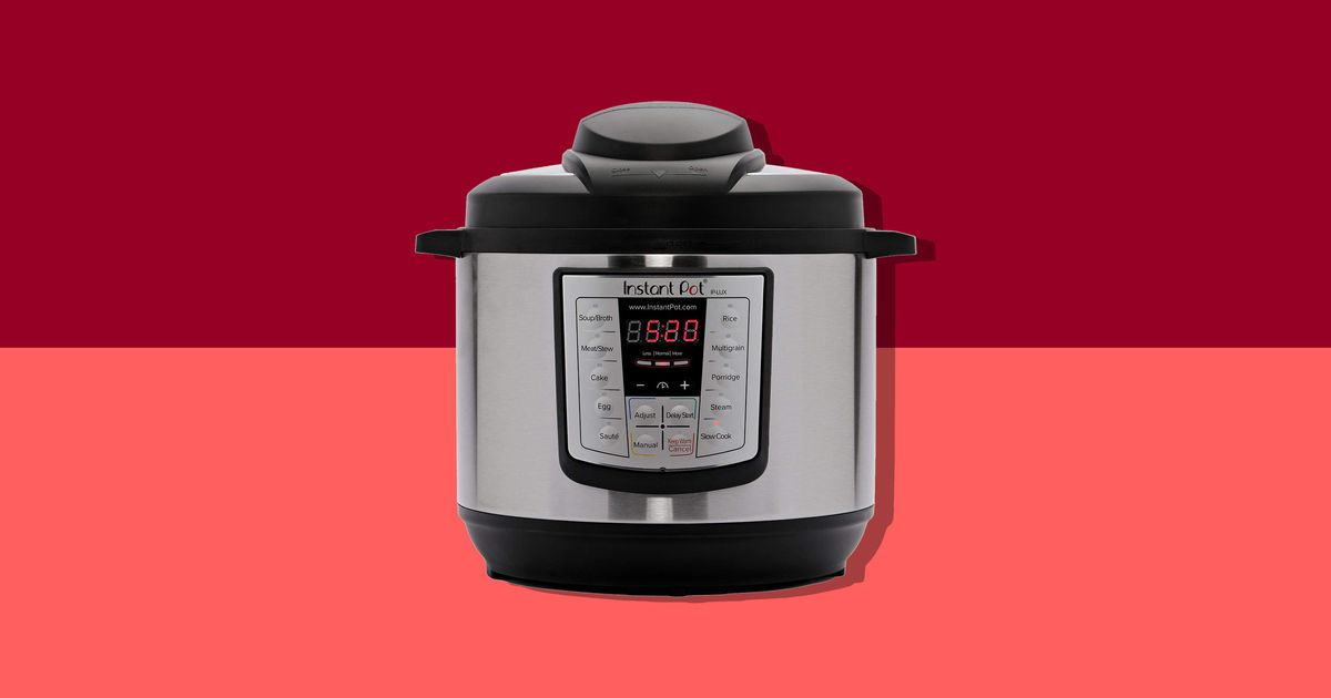 The Best Instant Pot for Beginners Is Just $57 Today