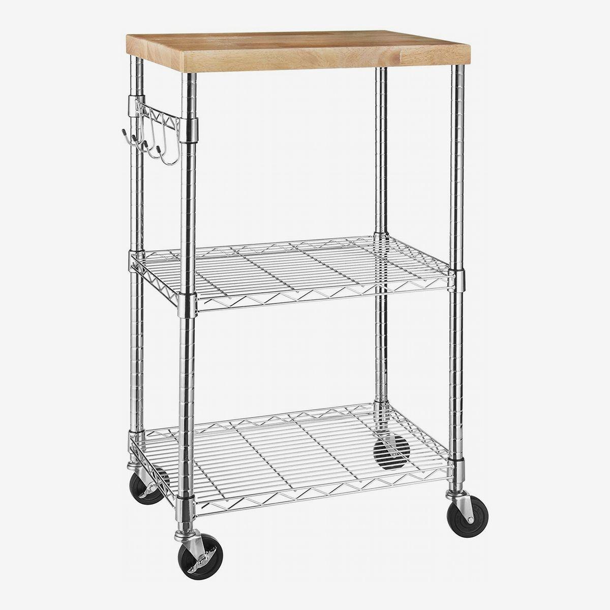 9 Best Kitchen Carts And Portable Kitchen Islands 2020 The Strategist New York Magazine