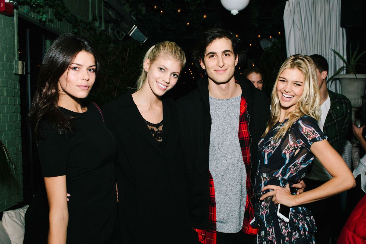Devon windsor the cut partied with the broad city girls last night