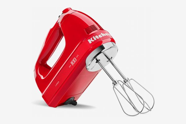 KitchenAid 100 Year Limited Edition Queen of Hearts 7-Speed Hand Mixer