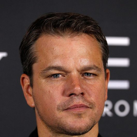 "SYDNEY, AUSTRALIA - AUGUST 12:  Actor Matt Damon arrives for the ""Elysium"" Australian premiere at Event Cinemas George Street on August 12, 2013 in Sydney, Australia.  (Photo by Brendon Thorne/Getty Images)"
