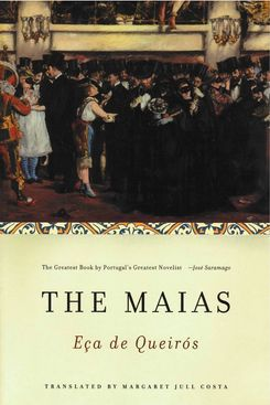 The Maias, by Eça de Queirós (translated by Margaret Jull Costa)