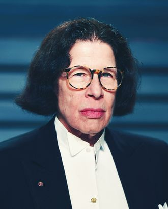 47276ccbdc Fran Lebowitz Let Warby Parker Copy Her Glasses (for a Good Cause)