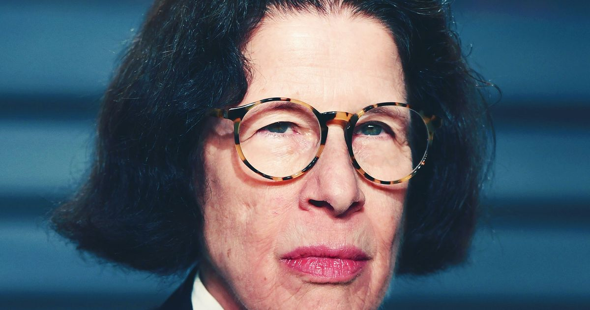 f77b84103c Fran Lebowitz Collaborates With Warby Parker on Eyeglasses