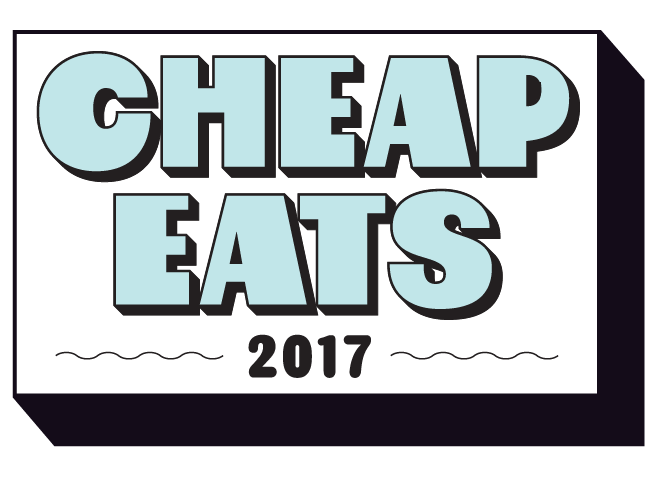 Cheap Eats 2017