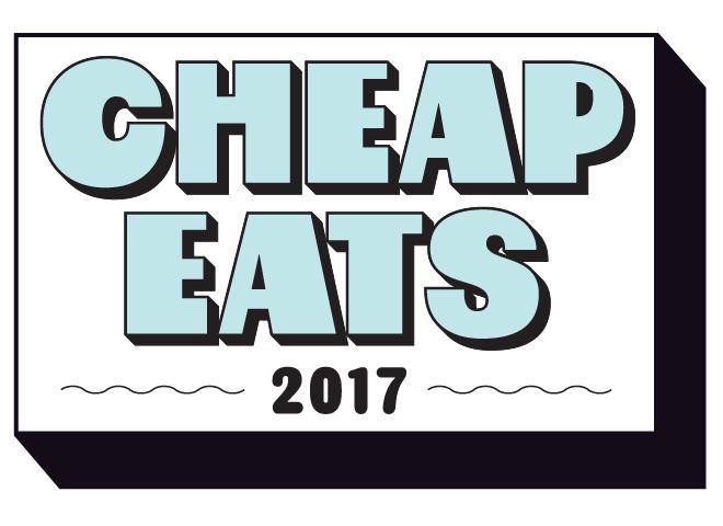 Cheap Eats 2017