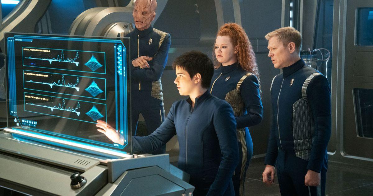 Star Trek Discovery Deutsch Stream