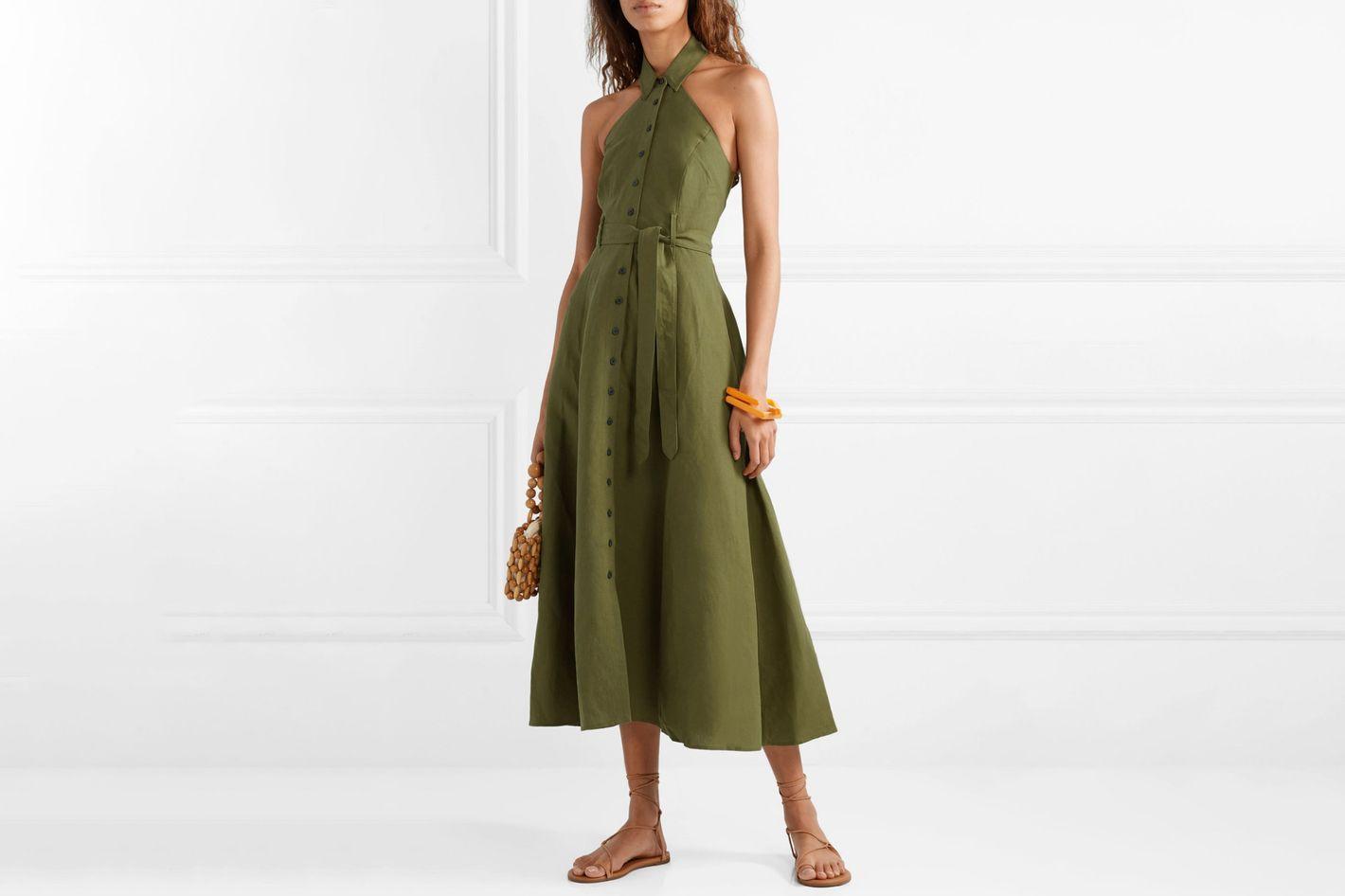 Mara Hoffman Rosemary Maxi Dress