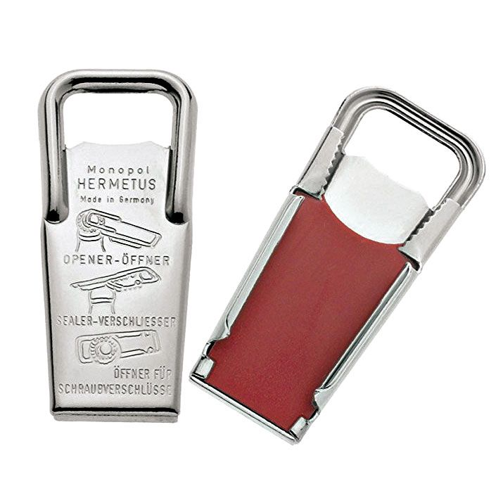 Westmark Germany 3-in-1 Resealer Beer-Bottle Opener